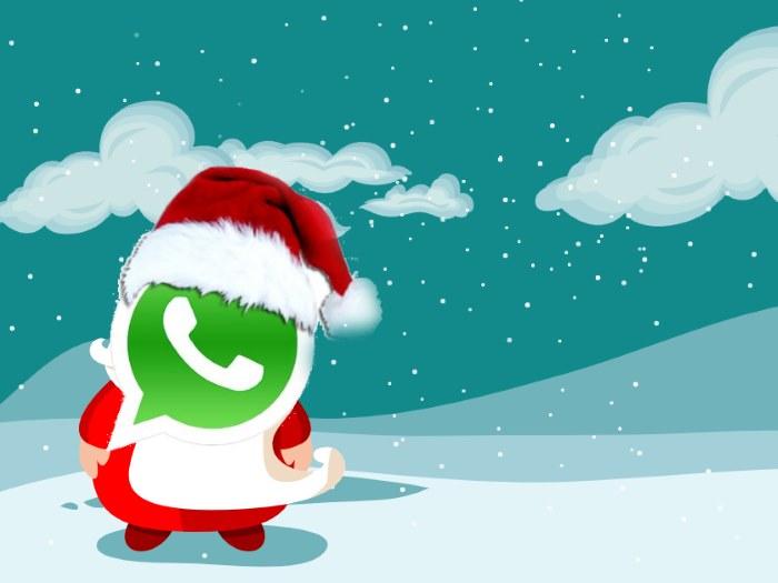 Immagini Whatsapp Natale.Gli Auguri Di Natale Su Whatsapp Attenti Alle Figuracce