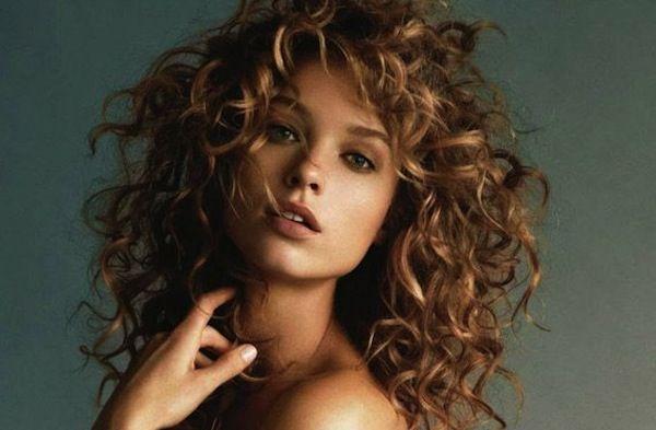 I capelli ricci uno stress  Macché! 5 segreti per