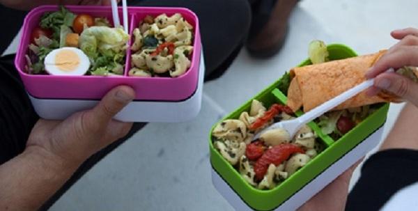Idee Per Pranzi Sani : Mangi in ufficio preparati la schiscetta a casa idee e