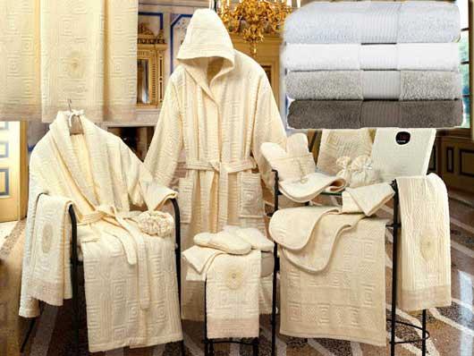 Attenzione ad accappatoi e asciugamani da bagno quello che