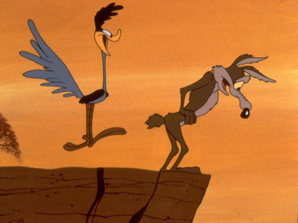 Beep beep di wile e. coyote altro che cartoni animati: esiste