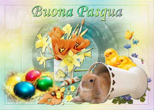 Buona Pasqua Su Whatsapp Tantissime Frasi Cartoline E Video Per