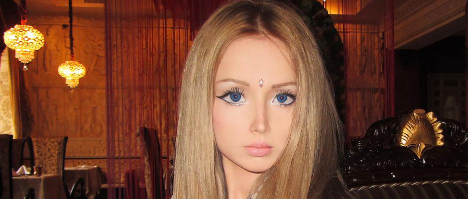 Ricordate la ''Barbie umana''? Aveva impiegato anni per ...