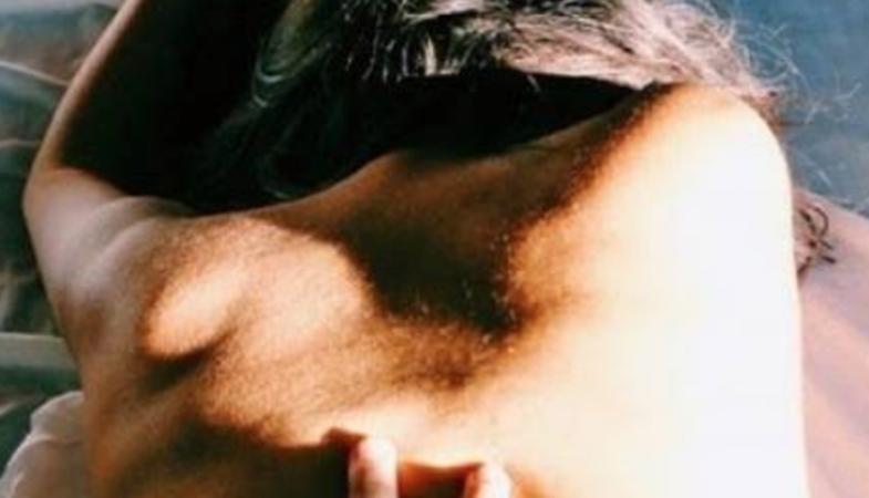 Grande dildo anale sesso