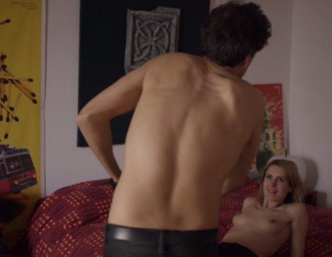 Più hardcore porno scena