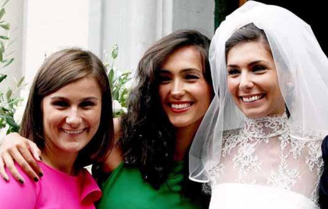 38bdad66cee Avete mai visto le sorelle di Caterina Balivo? E già, la conduttrice ...