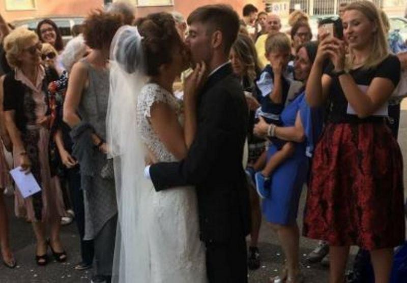 Matrimonio Con Uomo Con Figli : Ludovica maria brambilla la figlia di irene pivetti sposa