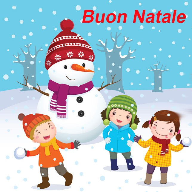 Auguri Di Natale Whatsapp Una Lista Infinita Di Frasi E Immagini