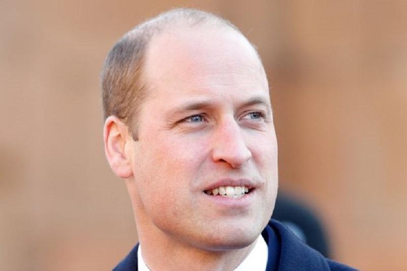 Nuovo taglio di capelli principe william