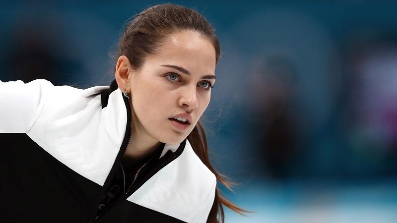 Anastasia Bryzgalova è Lei La Più Bella Delle Olimpiadi