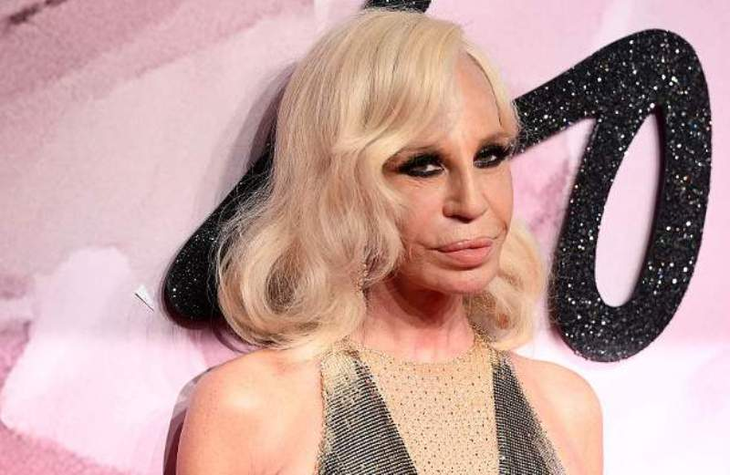 Donatella Versace: età, altezza, peso, vita privata e ...