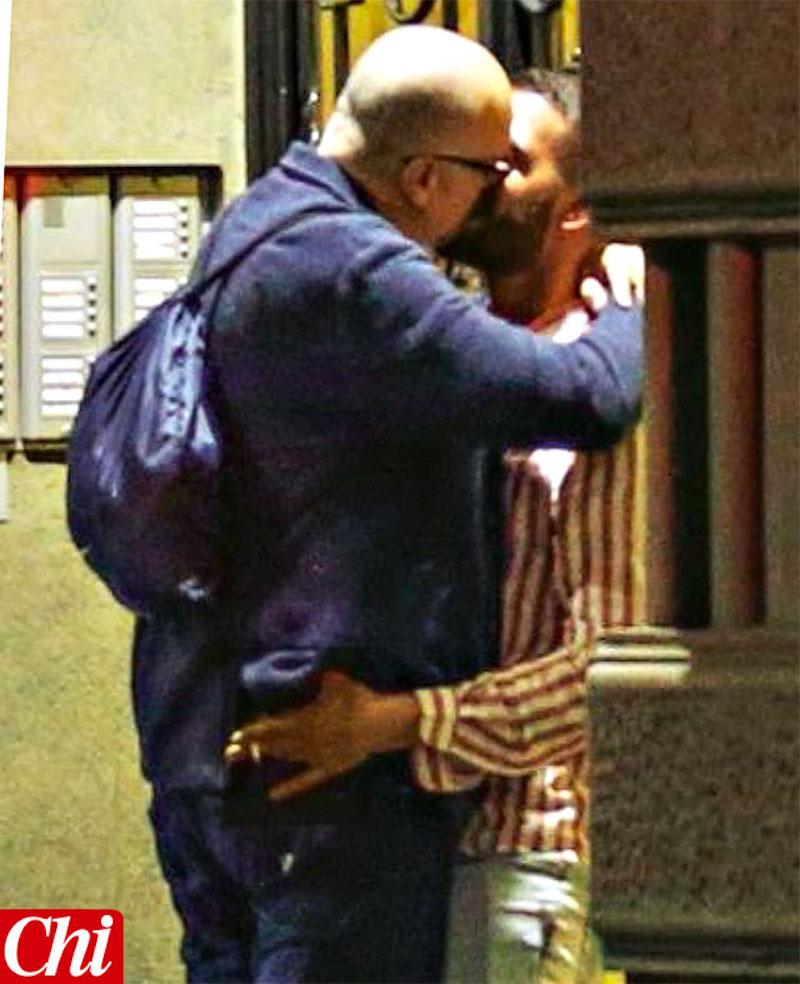 2f570e875 Giovanni Ciacci e l'ex compagno di Stefano Gabbana si conoscono da due mesi  e sembrano appassionati e felici. (Continua a leggere dopo la foto)