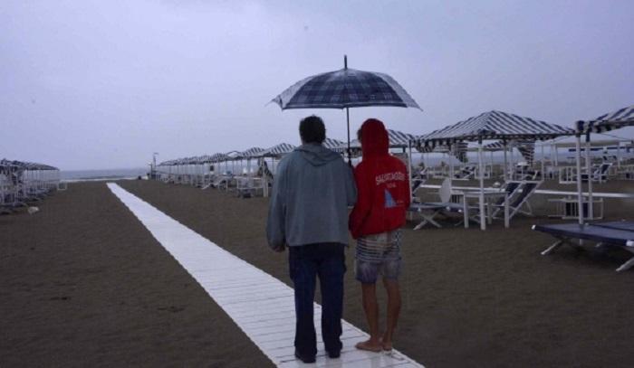 Meteo, italiani senza tregua nel weekend più vacanziero dell