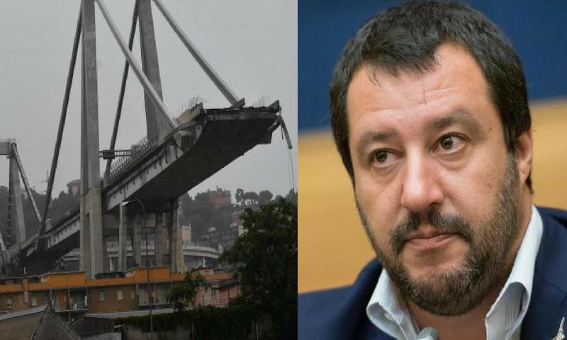 La Lega finanziata dai Benetton? Salvini risponde alle accus