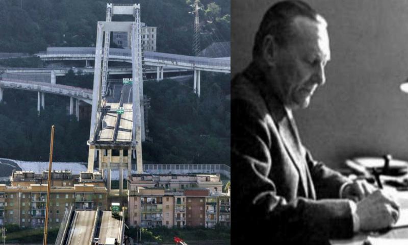 Crollo del ponte, uno sconcertante documento emerge dal passato. Leggere oggi quelle parole fa venire i ...