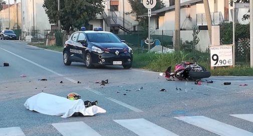 Incidente mortale a Istrana, centauro perde la vita: Christi