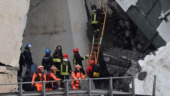 Ponte Morandi, ancora brutte notizie dal luogo del disastro
