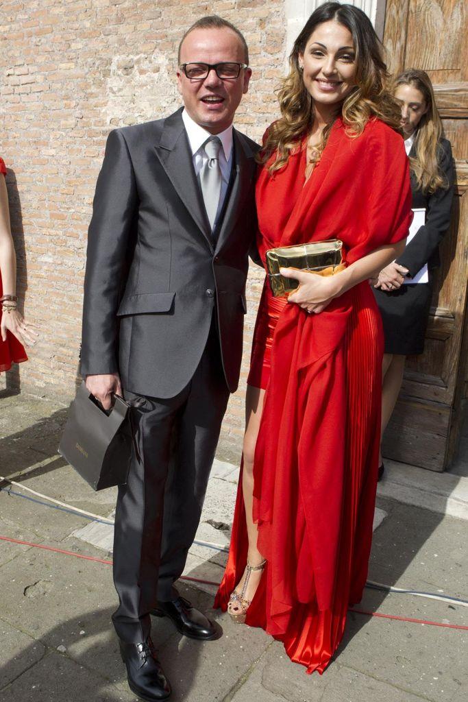 """""""Con Anna Tatangelo"""". Gigi-boom! Prima le voci, poi la conferma: ora la verità di D'Alessio"""