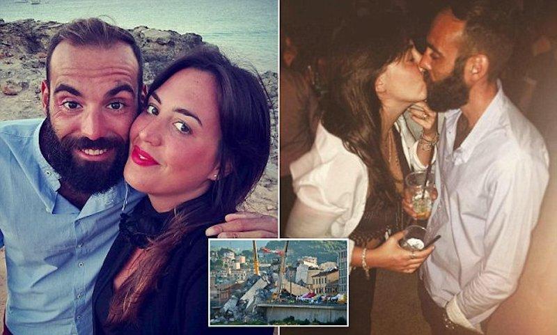 """""""Siamo commossi"""". Ponte Morandi, gioia a un mese dal crollo"""