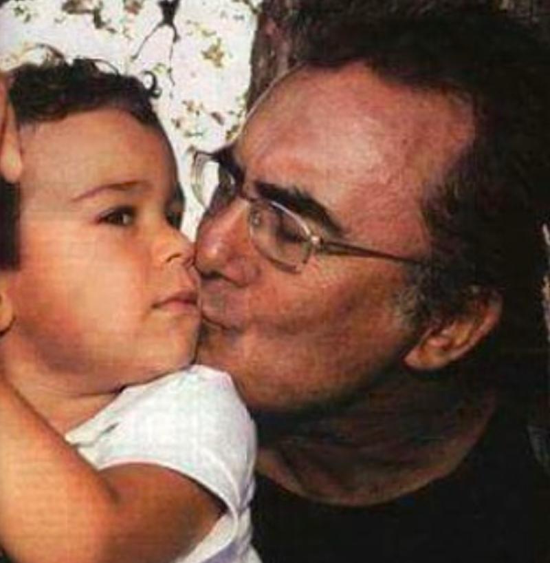 Albano Junior Carrisi Chi E Il Figlio Di Al Bano E Loredana