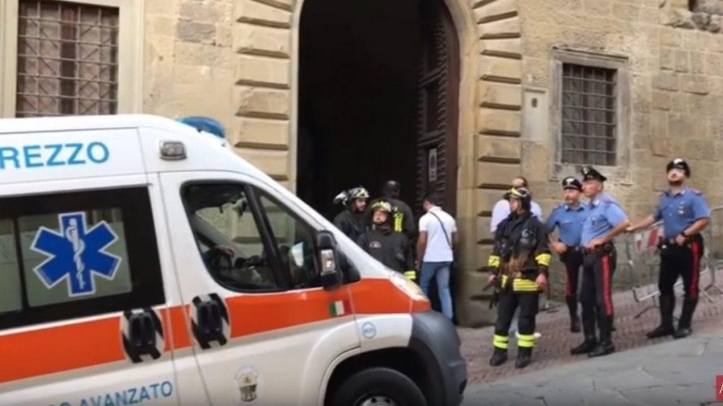 """""""Morti col gas"""". Tragedia all'Archivio di Stato, inutile ogn"""