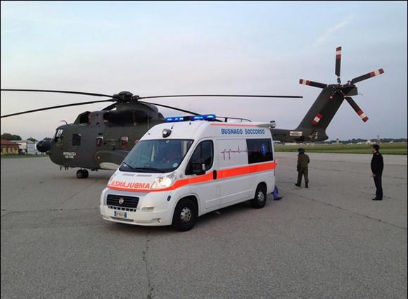 Aeronautica, bimbo di due mesi trasportato d'urgenza da Catania a Roma. Le ...