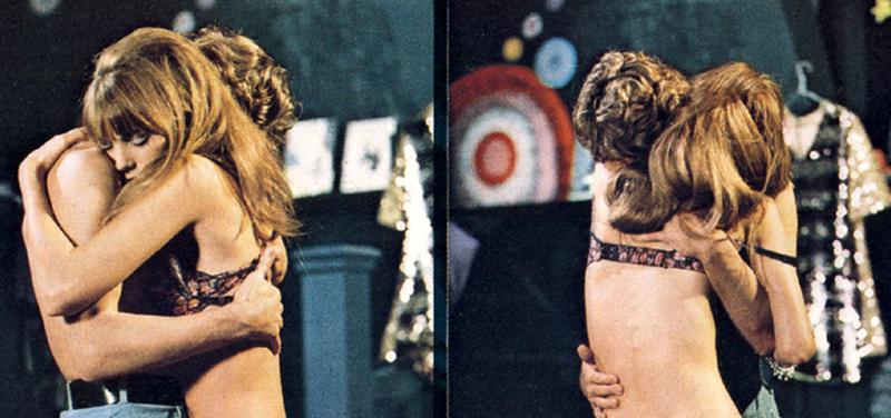 """""""Ossessionata dal sesso"""". L'attrice (col viso d'angelo) e il suo lato lussurioso. Choc"""