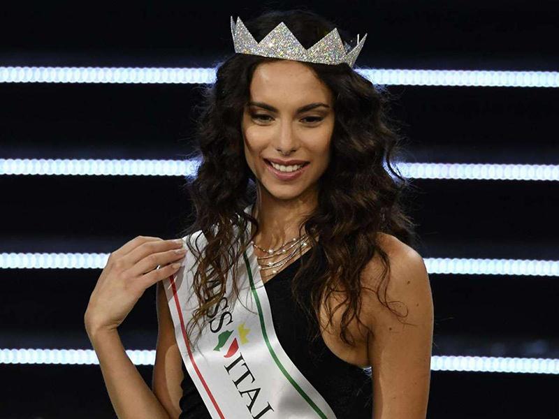 """Ieri ti ho visto…"". Sonia Bruganelli, dedica a Miss Italia"