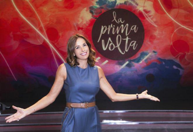 """""""Il Tg1…"""". Gaffe a 'La prima volta', l'esordio di Cristina P"""
