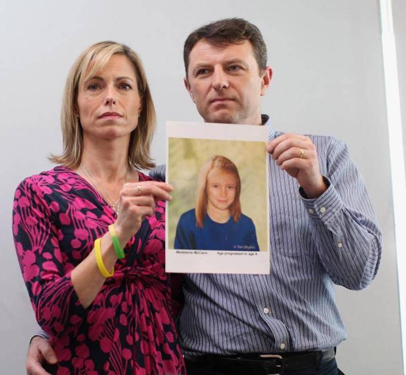Maddie McCann, la terribile notizia per i genitori della bimba scomparsa 11 anni fa