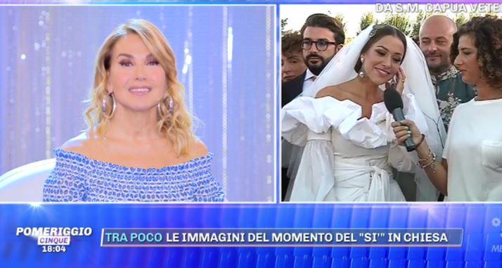 7e982935e35e Ma chi è lo stilista del vestito di Teresanna Pugliese  L ex tronista lo  aveva annunciato nell intervista rilasciata al magazine di   Uomini e  Donne   l ex ...