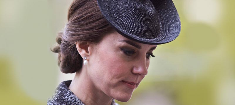 """""""Non si riprende più""""  Kate    la notizia che sconvolge    cosa le ha fatto William"""