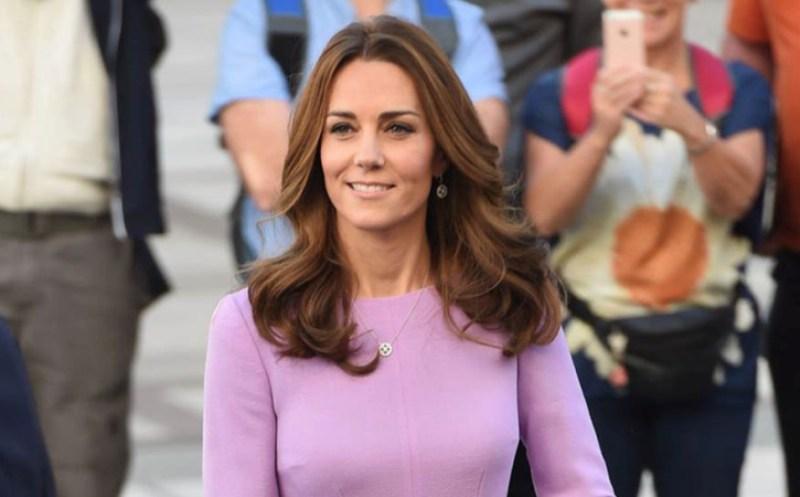 Kate Middleton è tornata subito in forma dopo il parto: ecco