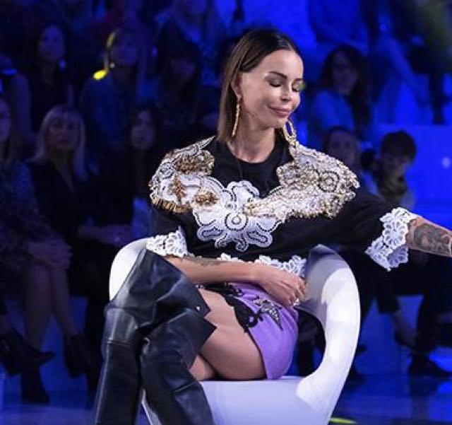 """Nina Moric a Verissimo, sfogo pesantissimo: """"Ho paura per Fa"""