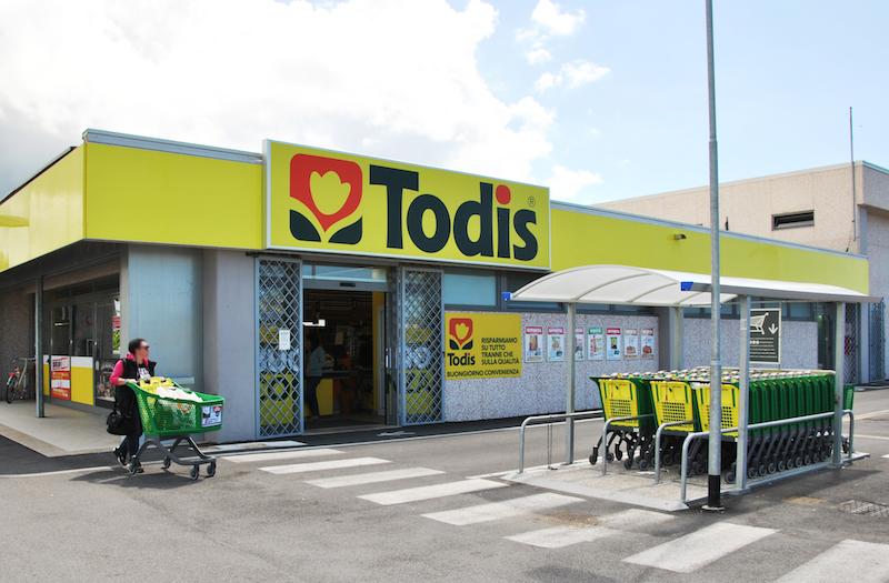 Todis: ecco chi produce i prodotti del famoso discount