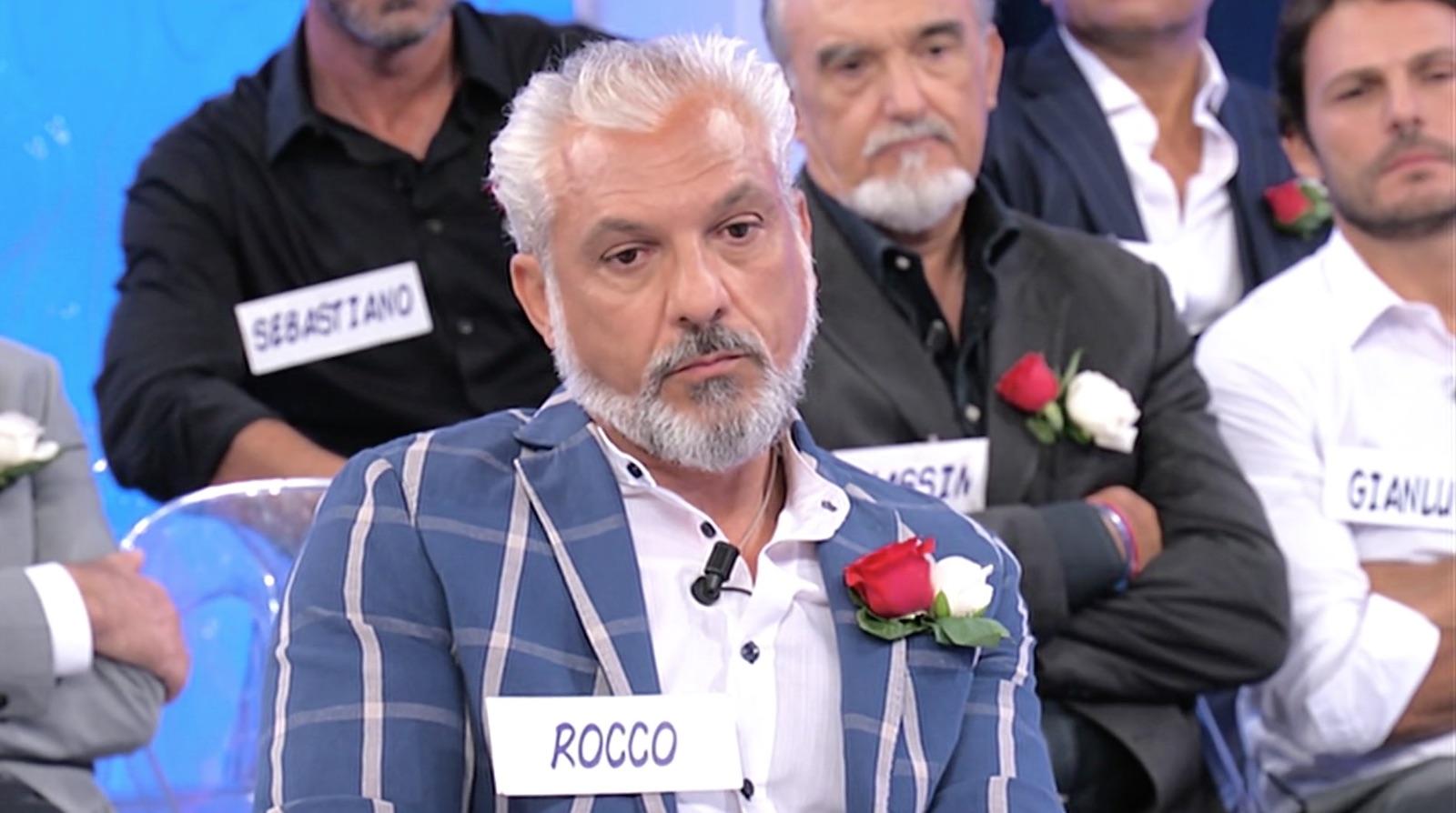 Uomini e Donne trono Over, Rocco Fredella sorprende tutti: cosa fa per la sua Gemma Galgani