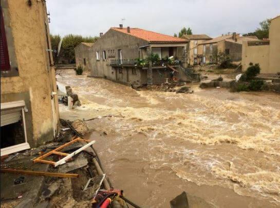 L'ex uragano Leslie arriva in Italia: piogge e maltempo. Reg