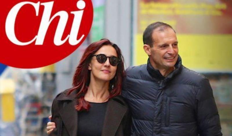 Ambra Angiolini Nuovo Look Capelli Rosso Fuoco Caffeina Magazine