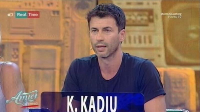 Keledi Kadiu, dopo Amici torna in Albania: star di Ballando