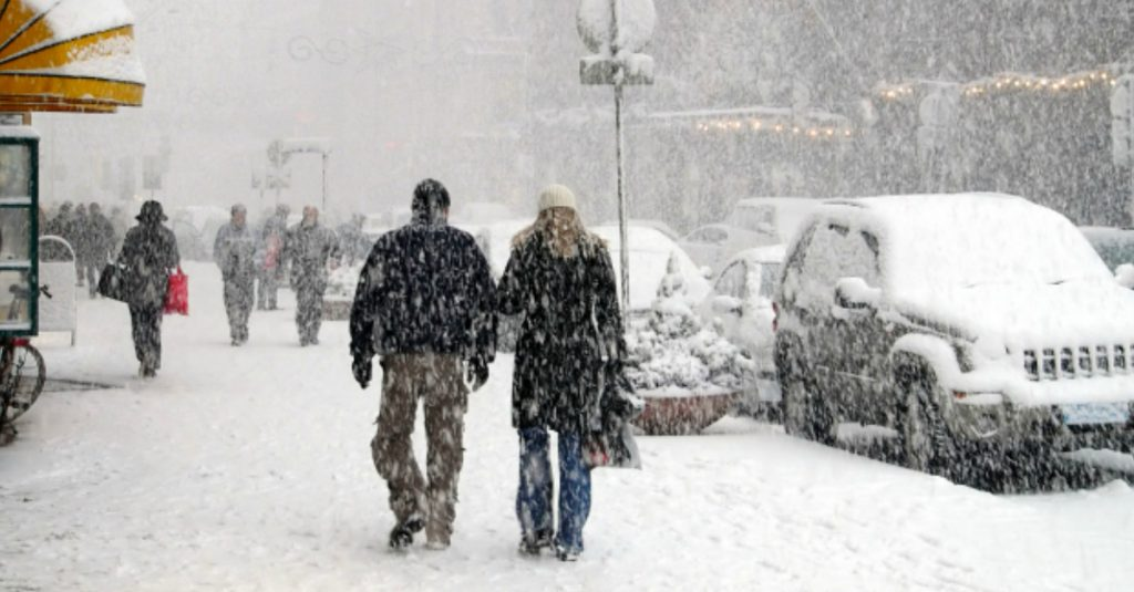 Arriva il 'Ciclone di Santa Lucia': freddo, pioggia e neve s