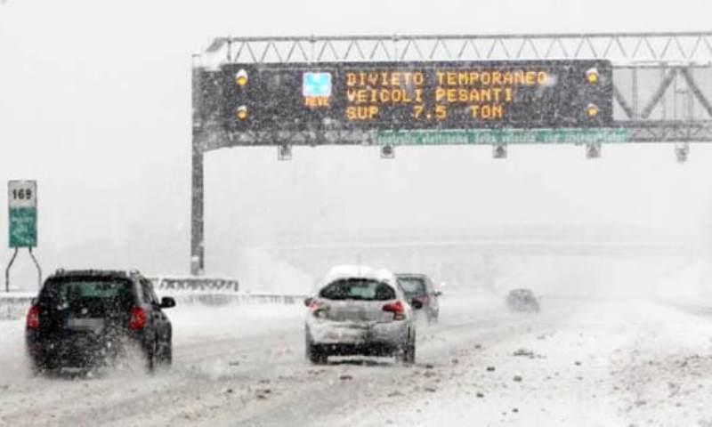 Arriva 'Big Snow'. Meteo Italia, le regioni che saranno più