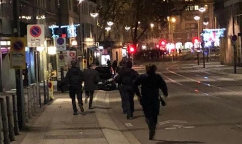 Attentato Strasburgo: un giornalista italiano tra i feriti
