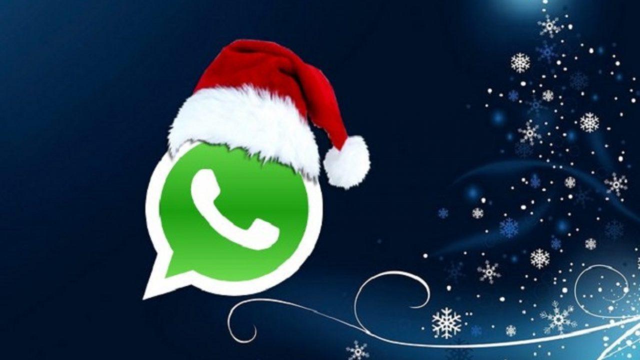 Sfondi Natalizi Su Cui Scrivere.Auguri Di Natale Whatsapp 2018 Frasi E Immagini Per Tutti I Gusti