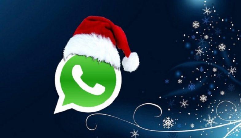 auguri di natale whatsapp 2018