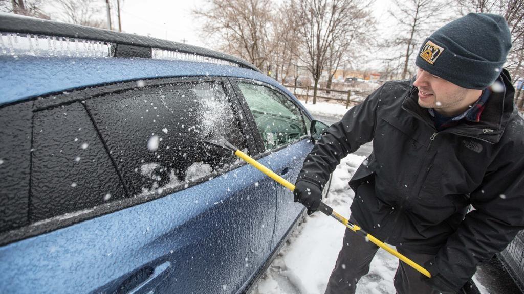 Meteo, l'uragano mediterraneo si abbatte sull'Italia: neve e freddo polare