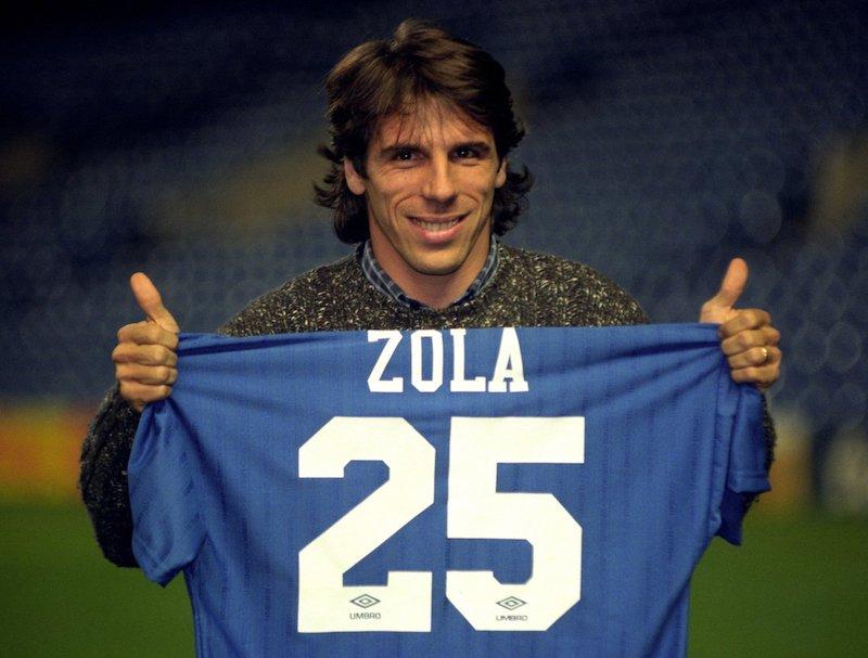 Gianfranco Zola ricoverato: cosa è successo all'ex campione