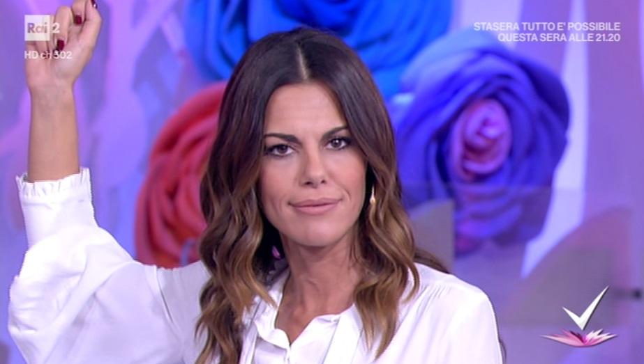 'Detto Fatto', Giovanni Ciacci molla: Bianca Guaccero lo gel
