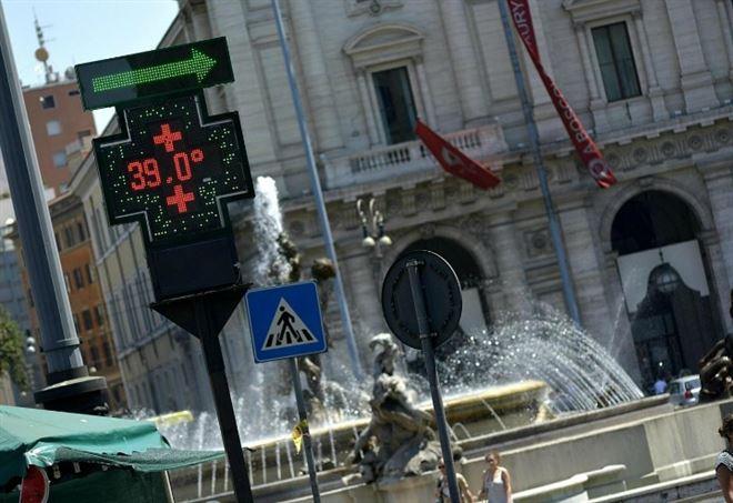 Meteo, bollino rosso in 6 città italiane: punte di 41° C da