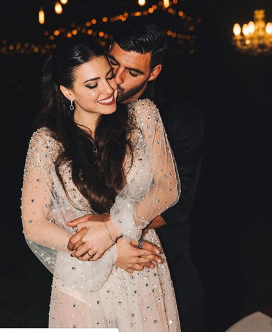 Clarissa Marchese offende i fan che hanno criticato le sue nozze