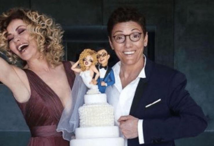 """""""Non ci ferma nessuno"""". Eva Grimaldi e Imma Battaglia, due mesi dopo il ..."""